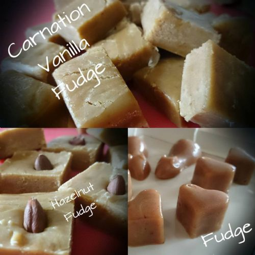 Easy  Homemade Fudge