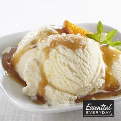 Salted Caramel Ice Cream Topping