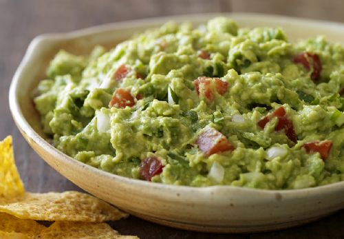 Roasted Vegetable Guacamole