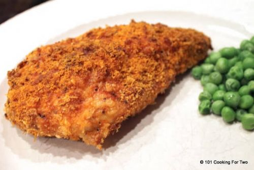 Oven-Fried Paprika Chicken