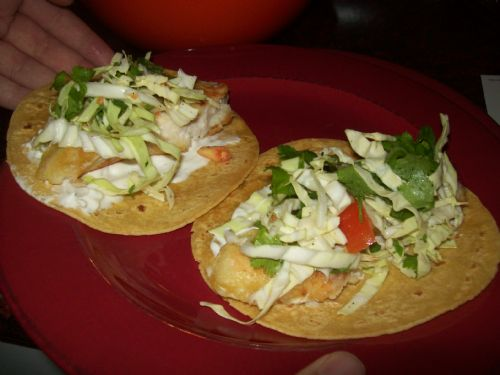 Hartnett Fish Tacos