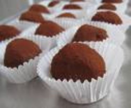 Hazelnut Chocolate Truffles