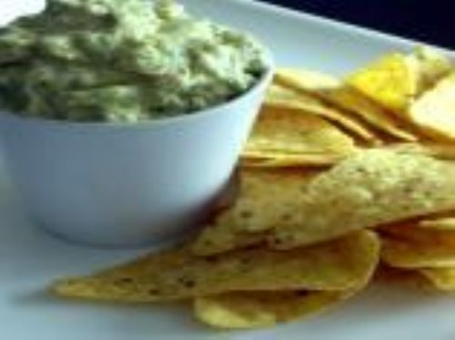 Guacamole with Sour Cream
