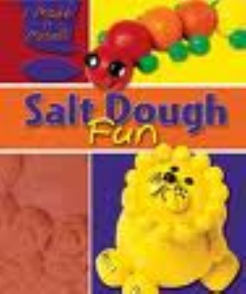 Salt Dough (Not Edible)