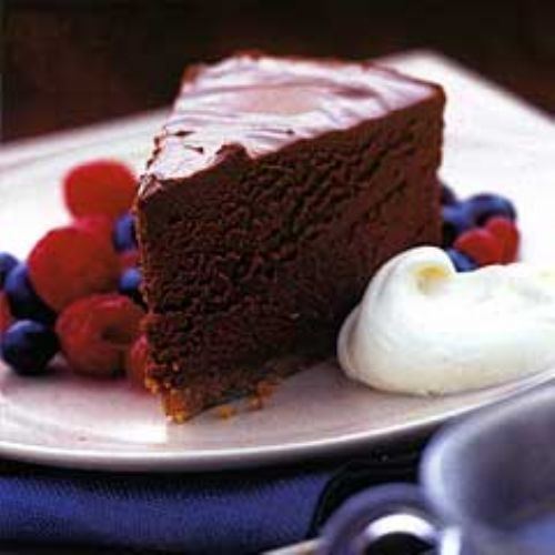 Chocolate and Baileys Cheesecake