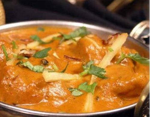Makhani Chicken (Indian Butter Chicken)