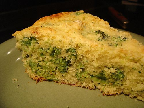 Broccoli Corn Bread