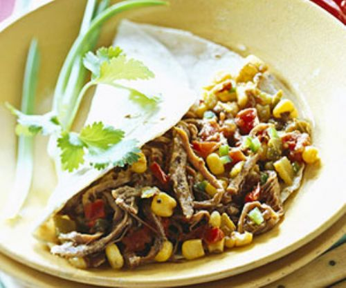 Mexican Ropa Vieja