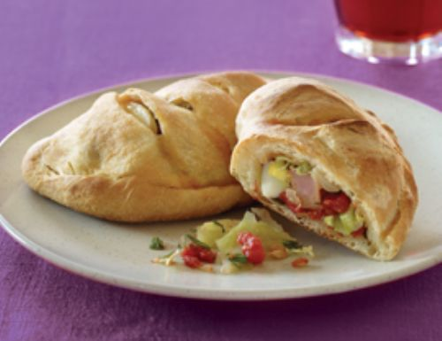 Cabbage Calzones