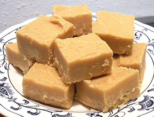 Penut butter fudge