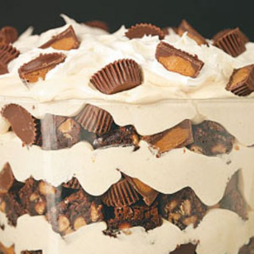 Peanut Butter Brownie - Trifle