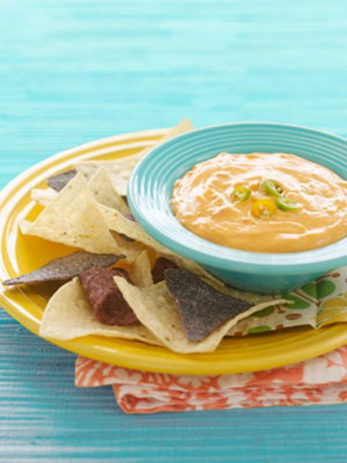 Low-fat Mexican Dip