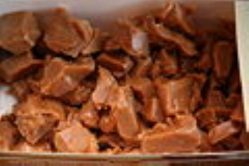 Easy Microwave Butter Toffee