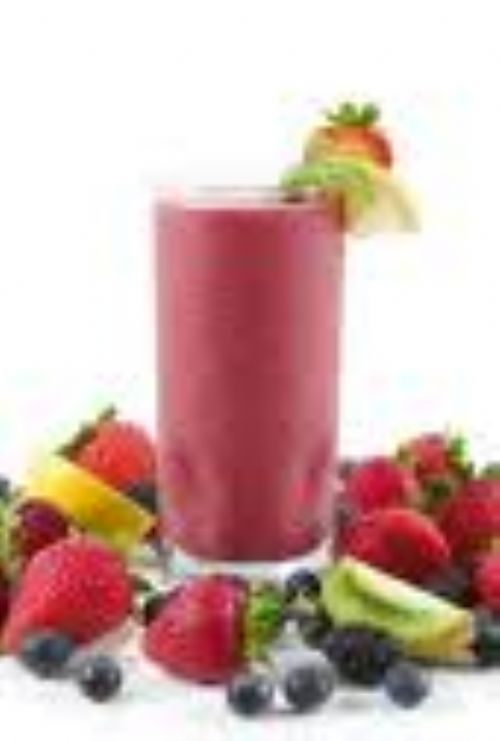 Fruit Protein Smoothie with Fiber