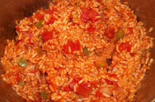 (OZ) SPANISH RICE