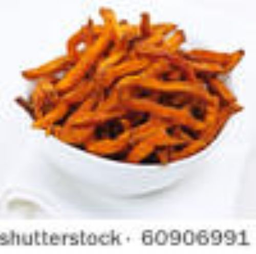 Super Sweet Potato Fries