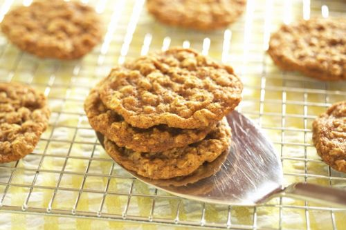 Awesome Oatmeal Cookies