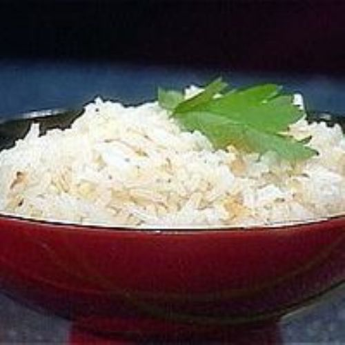 Pilaf-style Rice