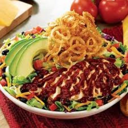 Red Robin Barbecue Chicken Salad