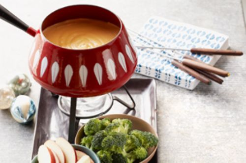 Quick Cheese Fondue