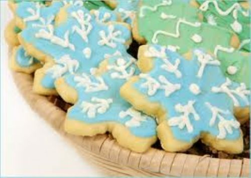 Grandma French's Sugar Cookies and Frosting
