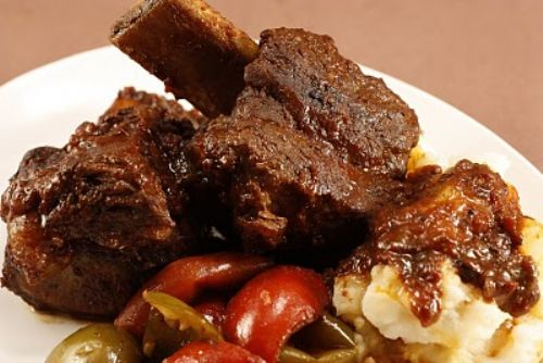 Chef Chuck's Beef Short Ribs