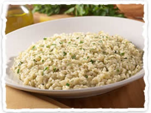 Olive Garden's Herbed Risotto