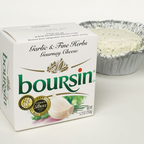 Creamy Boursin® Cheese Sauce