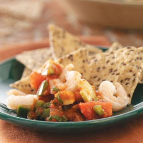 Mexican Shrimp Dip