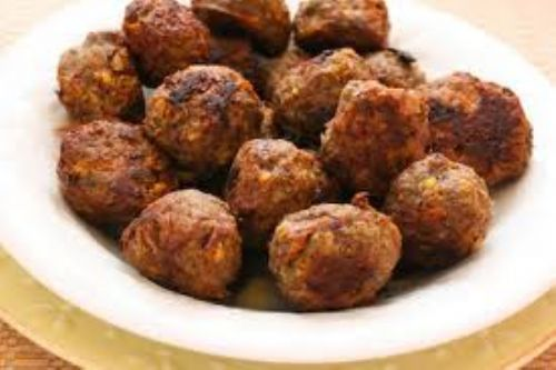 Apple Turkey Meatballs