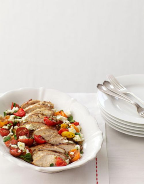 Marinated Greek Chicken