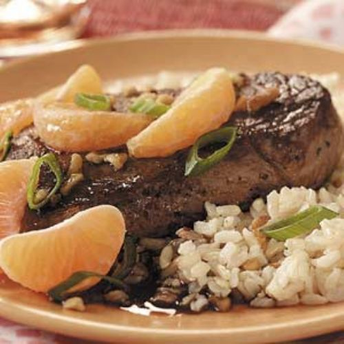 Citrus Steaks