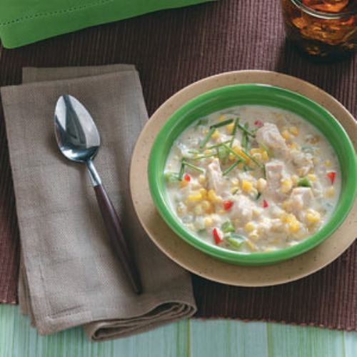 Chicken Fajita Chowder