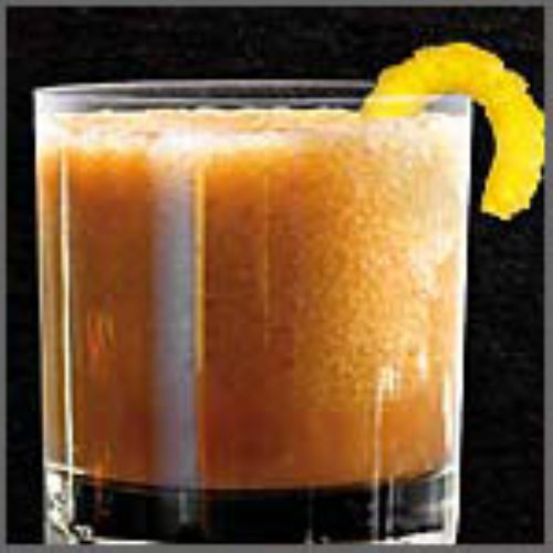 Whiskey Sour Slush