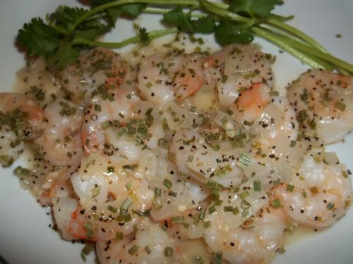 (OZ) SHRIMP SCAMPI