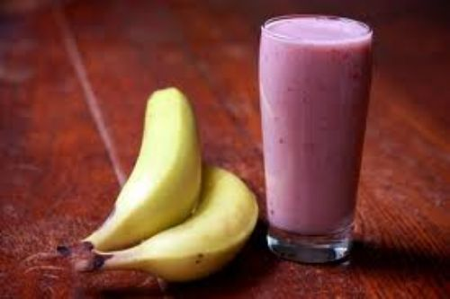 Banana Berry Smoothie