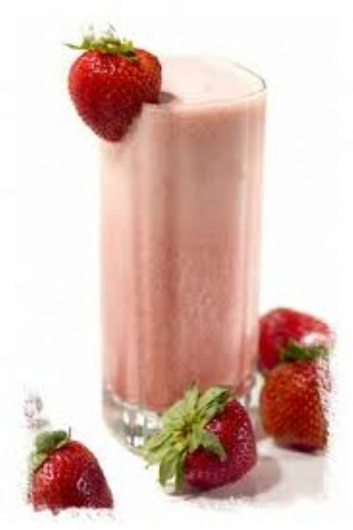 Strawberry Sensation Smoothie
